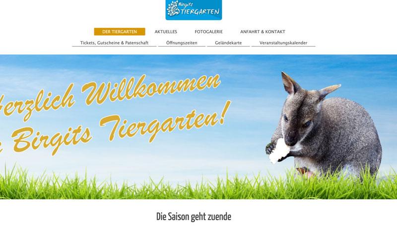 Birgits Tiergarten